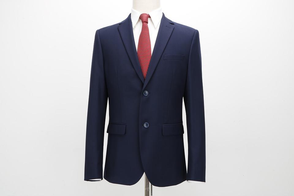スーツ, 男性のスーツ