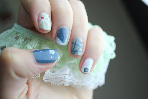 Nail Art, Nails, Nail Design, Manicure