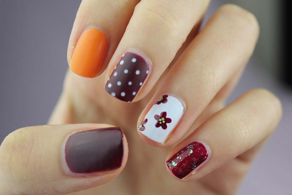 Nail Art Nails Design · Free photo on Pixabay
