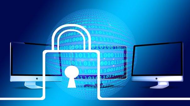 Security, Binary, Binary Code, Castle