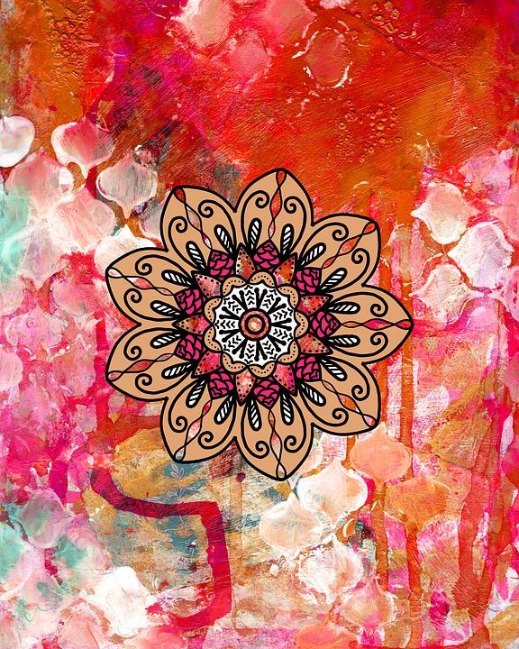 Mandala Art Design Free Image On Pixabay