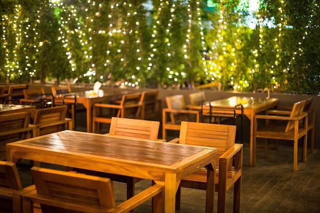 Bar Restaurante Al Aire 183 Foto Gratis En Pixabay