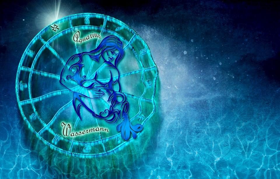 Υδροχόος, Σημάδι, Ωροσκόπιο, Αστρολογία, Εικονίδιο