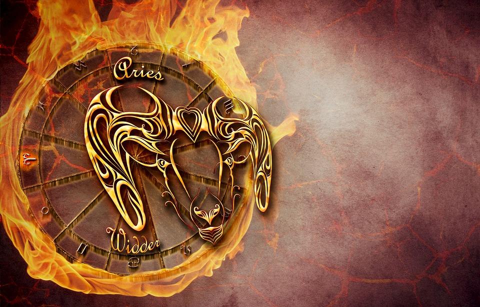 Aries, Zodiac Sign, Horoscope, Astrology, Symbol