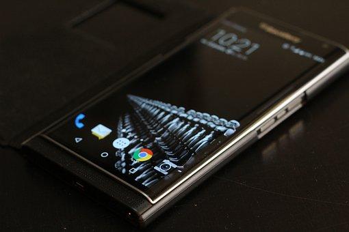 Blackberry, Priv, Ponsel, Qwerty