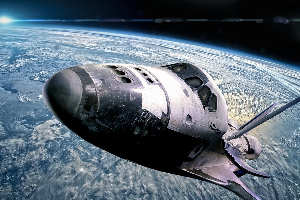 Space Shuttle Sci Fi Science · Free Photo On Pixabay