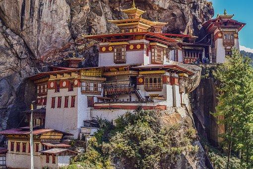 Tur Bersepeda ke Bhutan