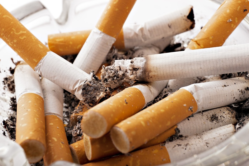 Tobacco, Toxic, Issues, Unhealthy, Ashtray, Nobody