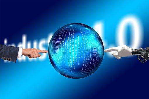 業界, 産業4, 0, モ ノのインターネット, プロジェクト, ギア