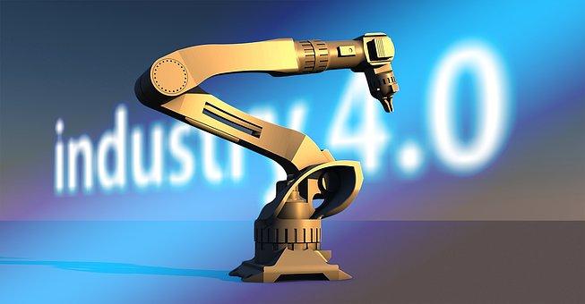 Průmysl, Průmyslu 4, 0, Kybernetika