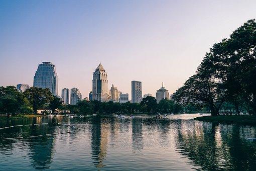 Principales ciudades de Asia Bangkok Tailandia