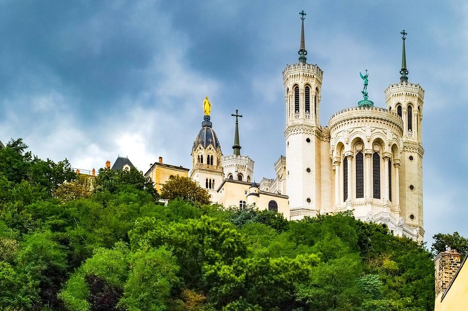 Basilique, Église, Monument, Christian, Religieuses