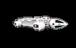 spaceship, model