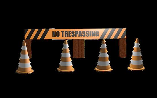 Location barrière de chantier