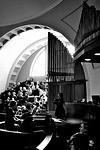 church, organ, play