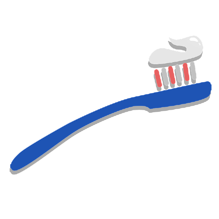 toothbrush clipart sticker free image on pixabay rh pixabay com toothbrush clipart free toothbrush clipart free