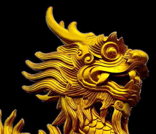 Dragon Gold Golden Dragon'S · Free Photo On Pixabay