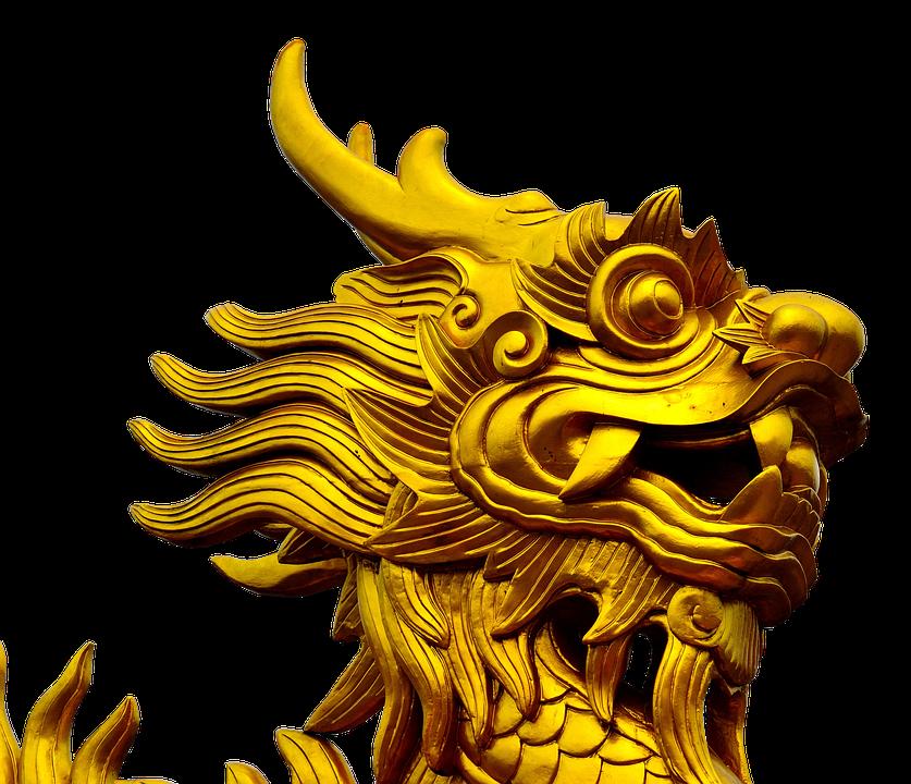 Dragon Gold Golden Dragon S 183 Free Photo On Pixabay