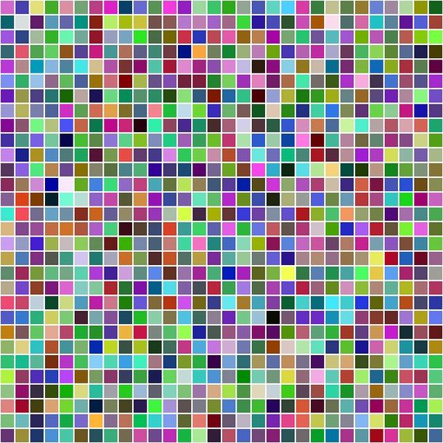 Mosaic Grid Pixel 183 Free Image On Pixabay