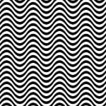 wave, pattern, wavy