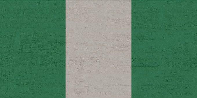 Nigeria, Flag