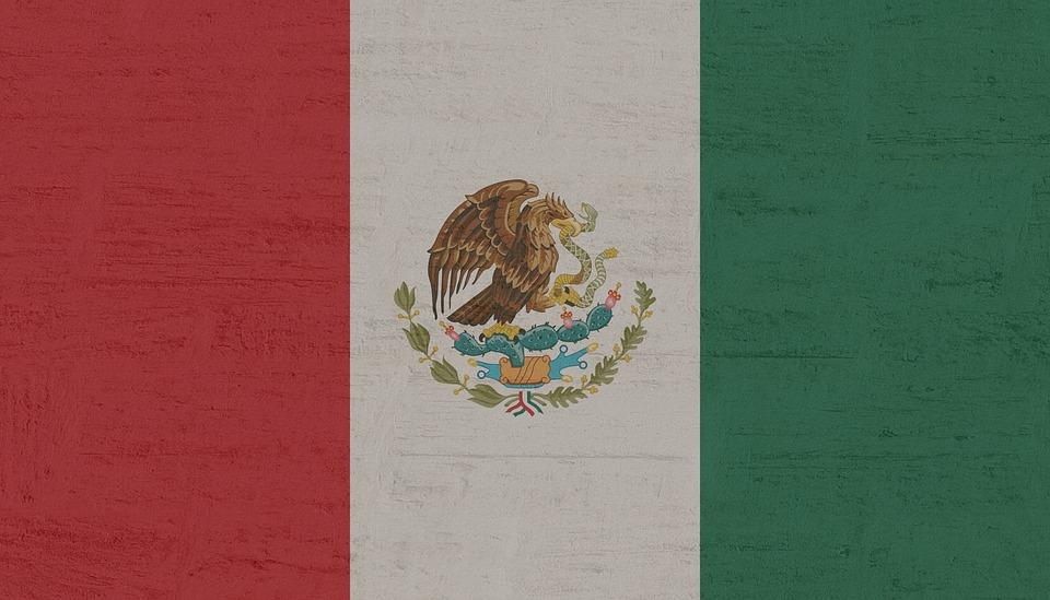 Mexico, Flag, International