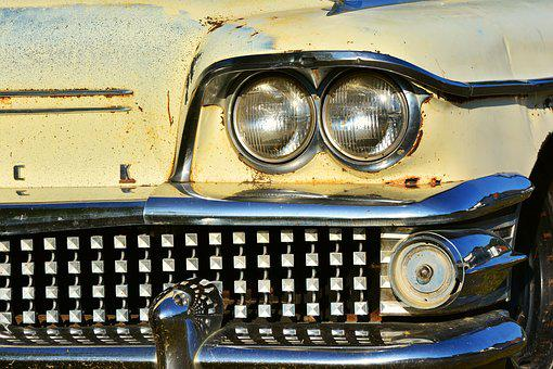 Oldtimer, Auto, Classic, Old, Automotive