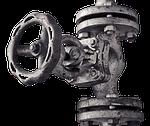 valve, shut-off valve, cast iron
