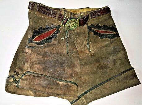Leather Pants, Clothing, Shorts, Leather