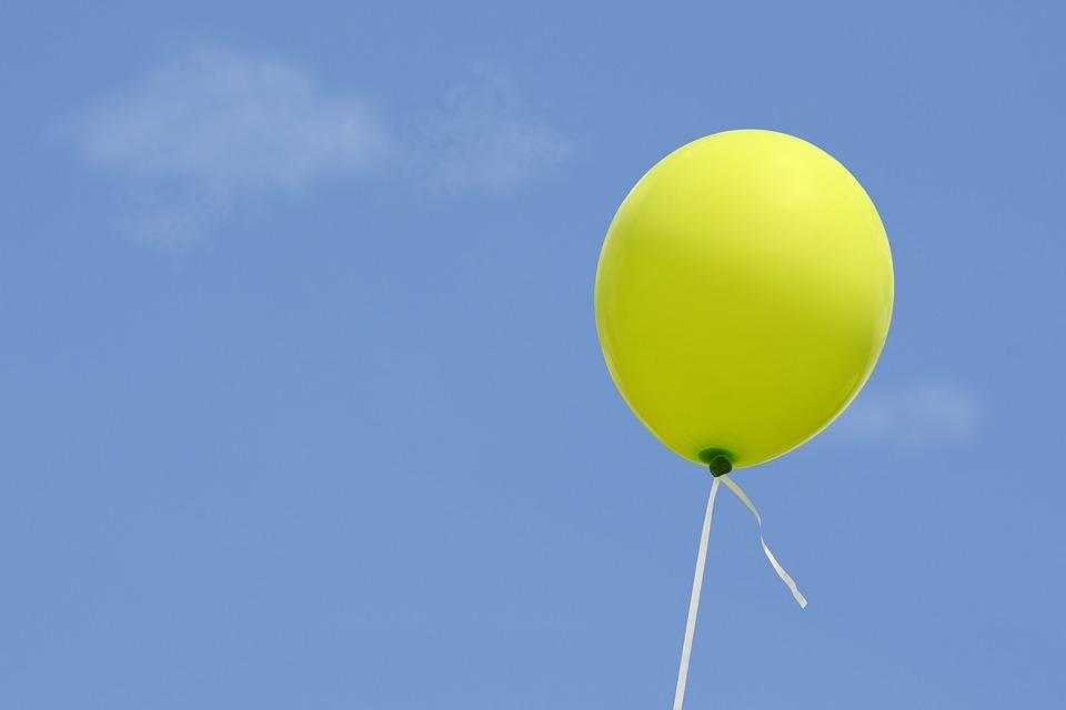 Rüyada Büyük Sarı Balon Görmek