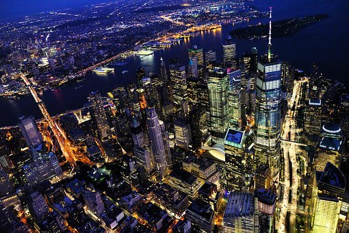 300 Free New York Night New York Images Pixabay
