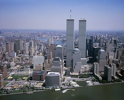 World Trade Center, Wtc, New York City