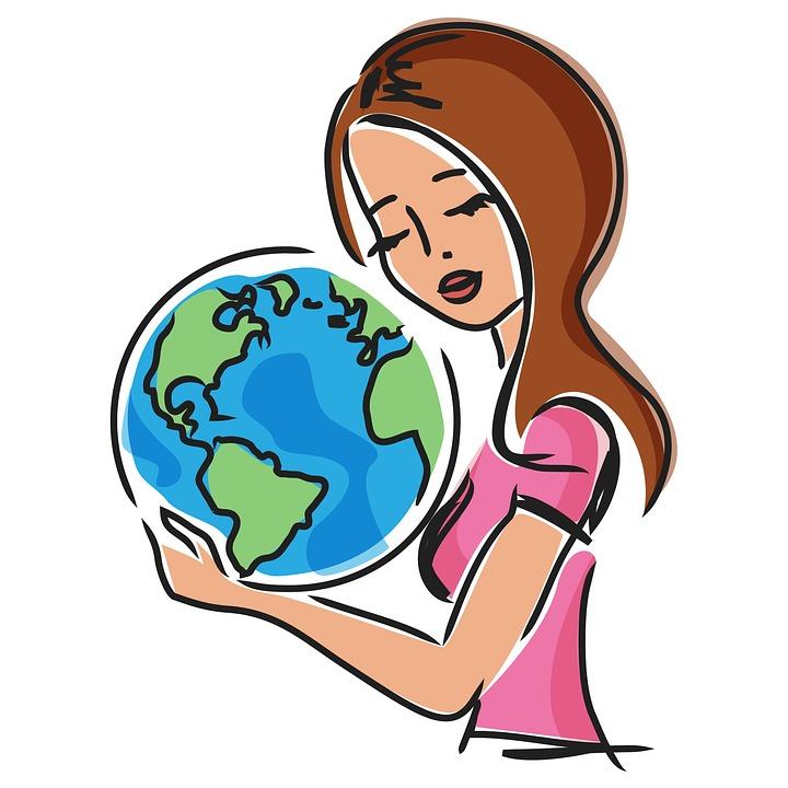 Dzień Ziemi, Ziemi, Środowisko, Kobiety, Wiosna