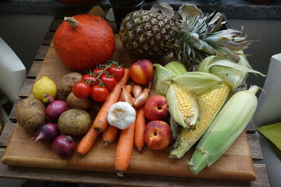 Fibre, Frutta E Verdura, Giorno Del Ringraziamento
