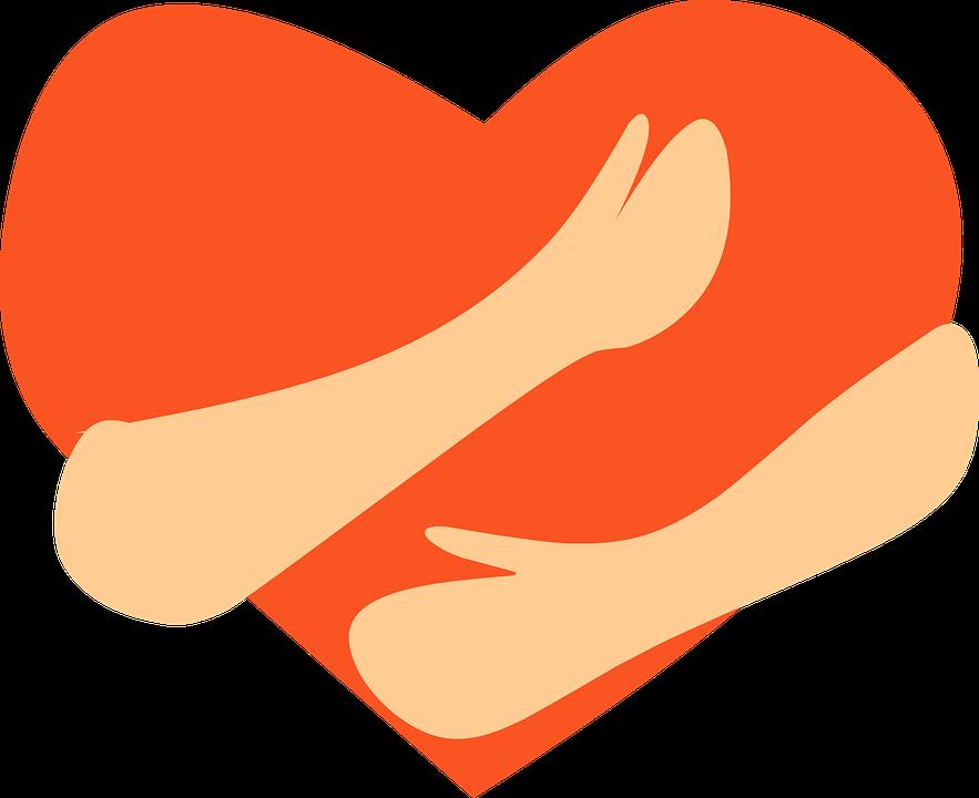 Free Vector Graphic Hug Love Feeling Need Sticker
