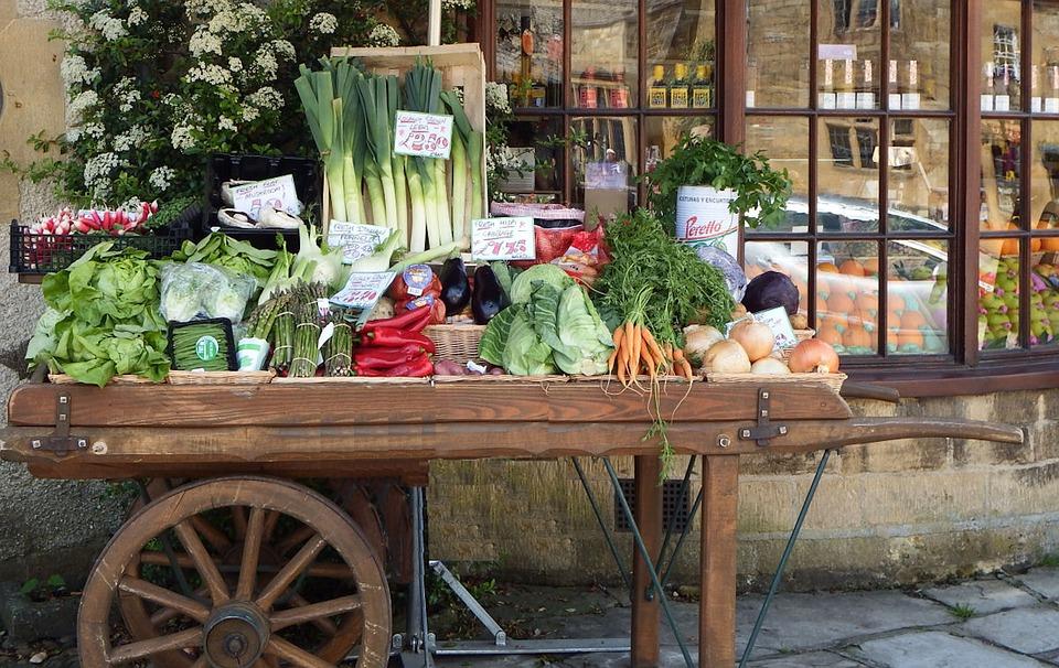 Marketplace (Stall) – Pixabay – 6277974