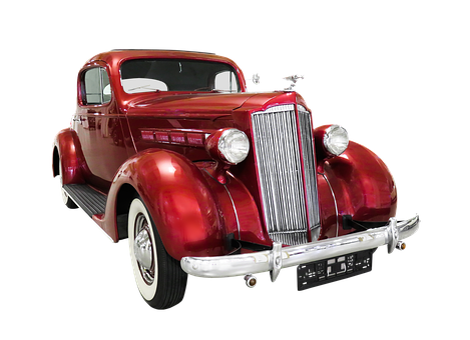 traffic automotive vehicle old