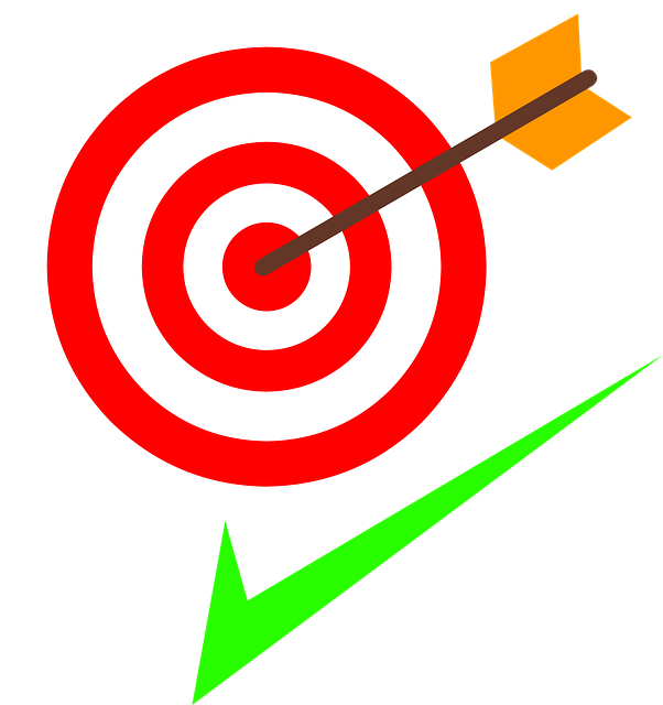 target arrow achieve 183 free vector graphic on pixabay