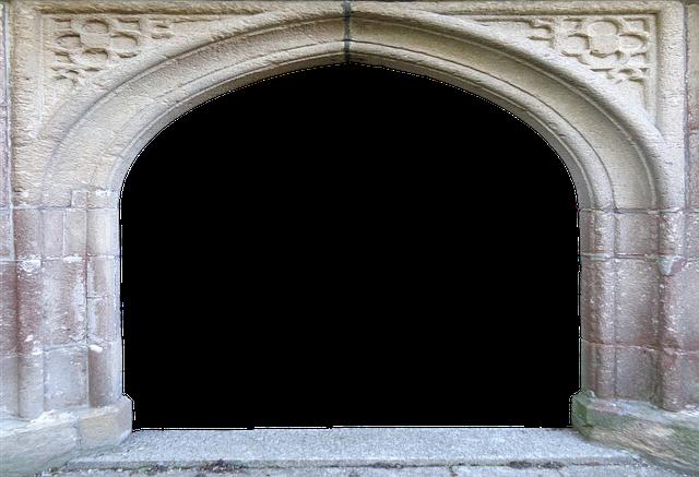 Arch Stone Wall 183 Free Photo On Pixabay