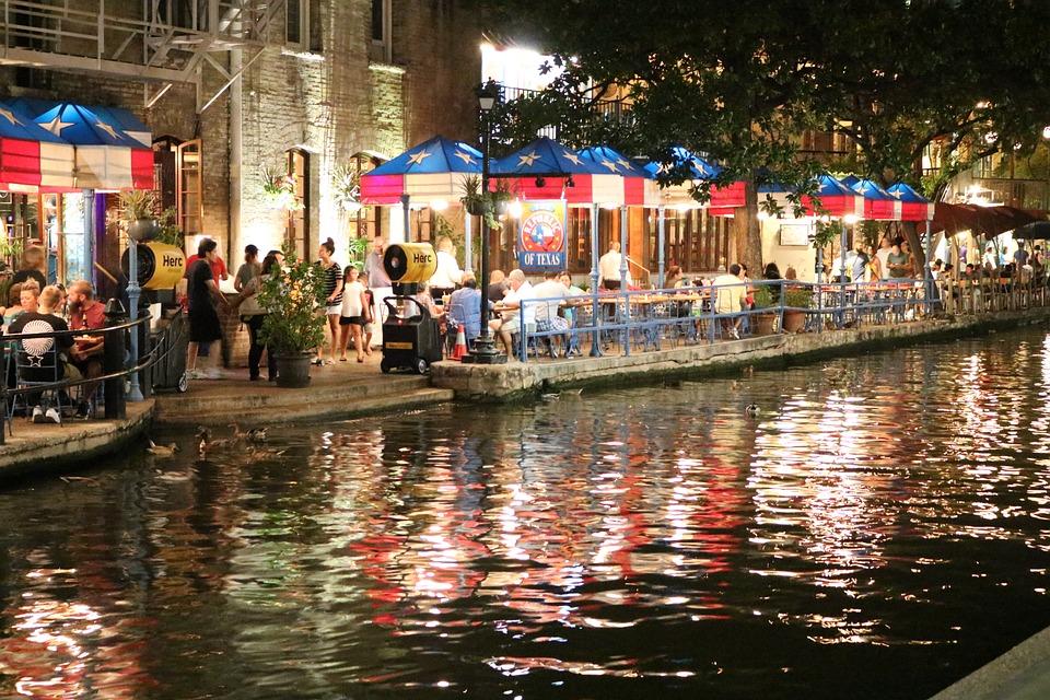 San Antonio Riverwalk, Riverwalk, Texas, San Antonio