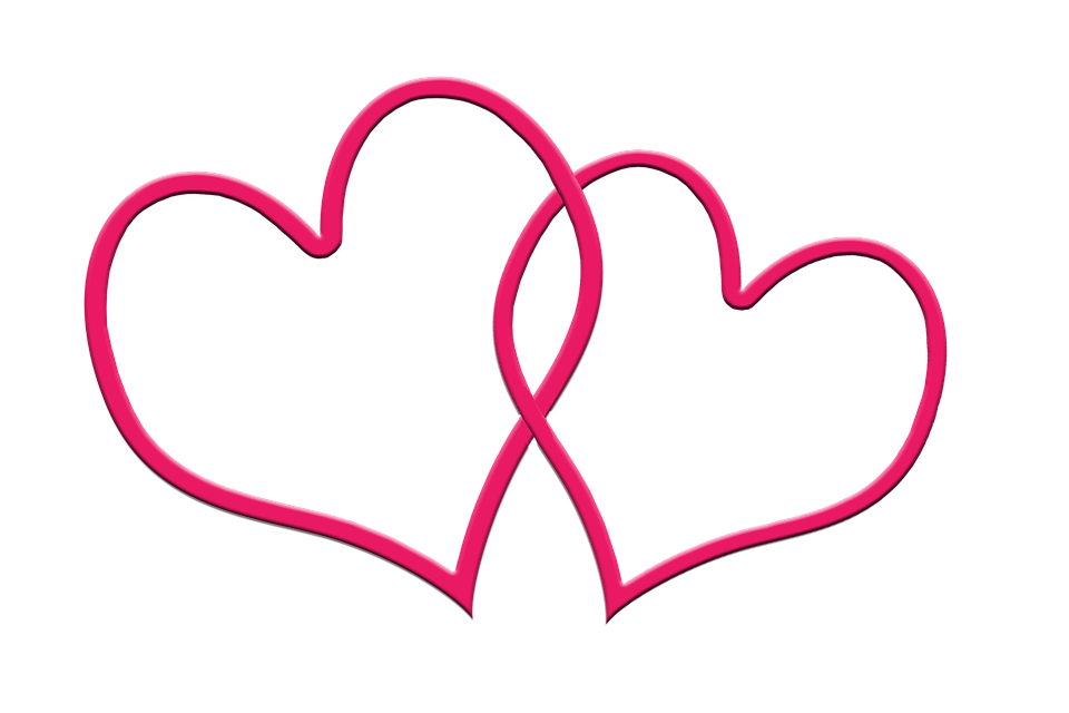 Line Art Love Heart : Emotions love heart · free image on pixabay