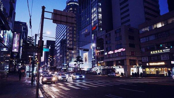 Seoul Gambar Pixabay Unduh Gambar Gambar Gratis
