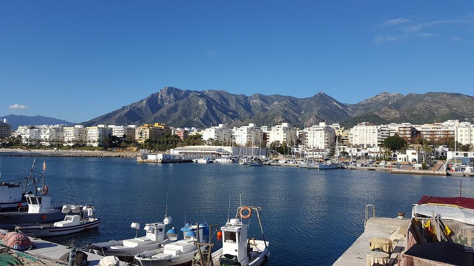 Puerto, Marbella, Andalucía