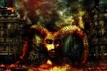 devil, chaos, demon