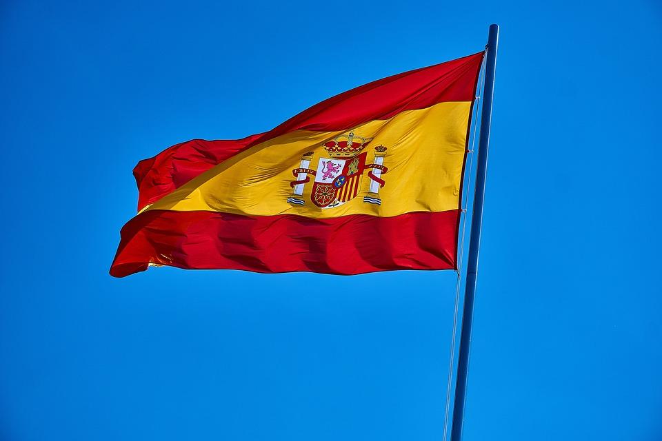 Spanien Flagge Bilder Kostenlose Bilder Herunterladen Pixabay