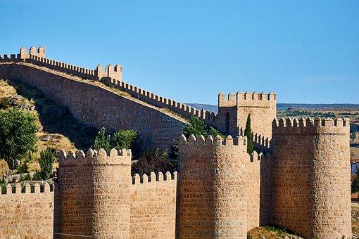 España, Avila