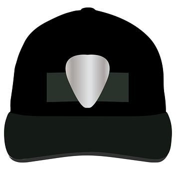 Cap, Police, Officer, Uniform, Security