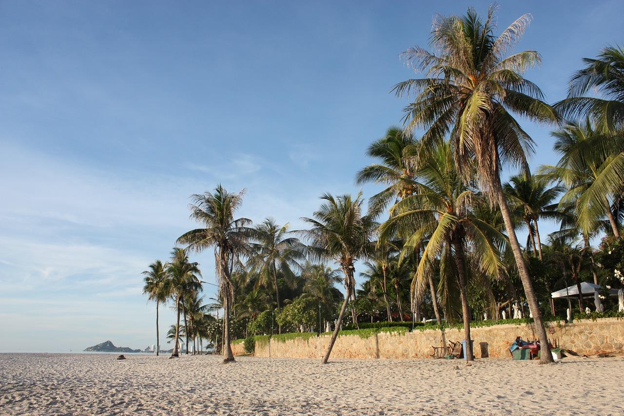 Huahin Hua Hin Beach - Free photo on Pixabay