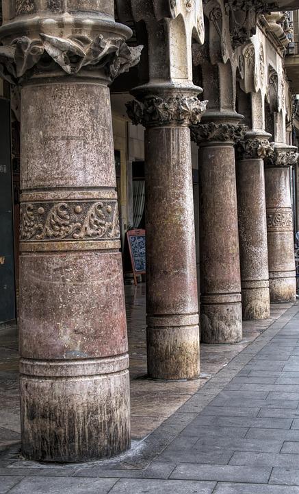 Roman Architecture Columns free photo: columns, roman, architecture - free image on pixabay