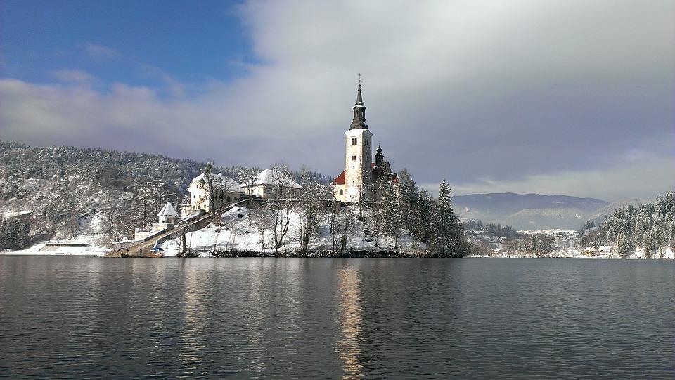Lake Bled, Lake, Slovenia, Castle, Atmosphere, Magic